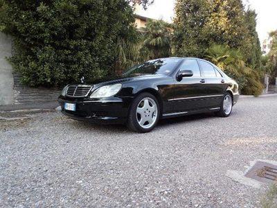 usata Mercedes S55 AMG AMG cat Lunga