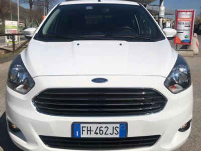 brugt Ford Ka Plus 1.2 benzina 85 cv 2017