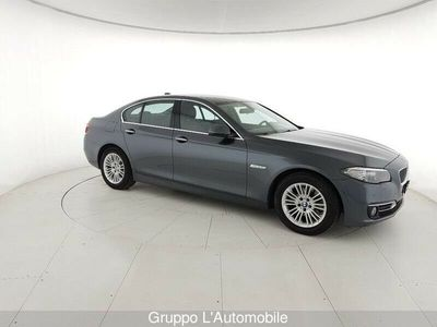 usata BMW 520 Serie 5 F10 Berlina d Luxury 190cv