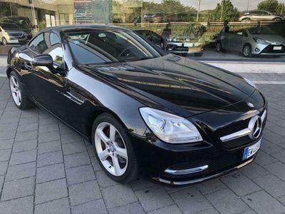 begagnad Mercedes SLK250 CDI Sport