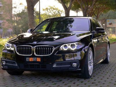 usata BMW 530 d x-drive touring 249cv luxury automatica - 2016
