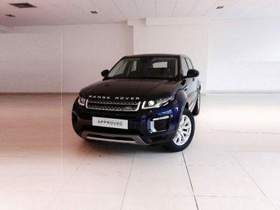 usata Land Rover Range Rover evoque 2.0 TD4 150 CV 5p. SE autocarro