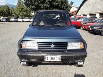 gebraucht Suzuki Vitara 1.6i cat Cabriolet JX