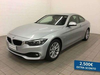 usata BMW 420 SERIE 4 COUPE d coupe Advantage auto