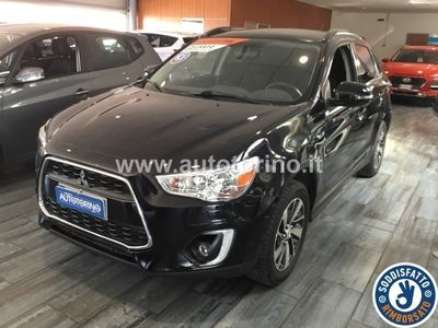 second-hand Mitsubishi ASX 1.8 Intense Panoramic 4wd FL