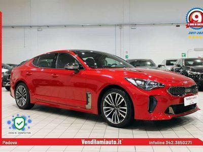 usata Kia Stinger 2.2 CRDi RWD AT8 GT Line (FULL OPTIONAL)