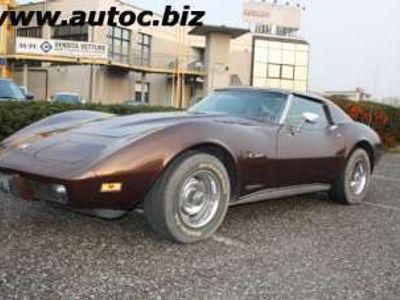 usata Chevrolet Corvette Stingray Corvettecoupè 5.7 V8 208hp Benzina