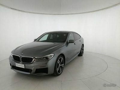 usata BMW 630 d 249CV Gran Turismo Msport