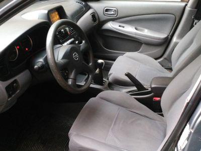 usata Nissan Almera 1ª s. - 2003 1.5 DCI euro 3