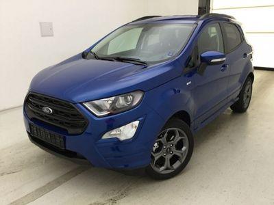 brugt Ford Ecosport 1.0 Ecoboost Aut. St-line Navi Wi-pa