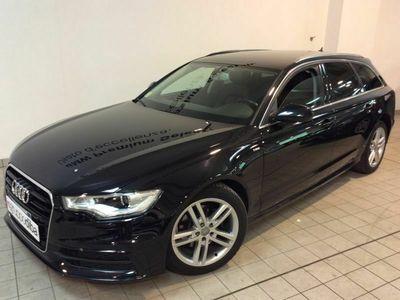 usata Audi A6 avant business plus s line AVANT BUSINESS PLUS S LINE