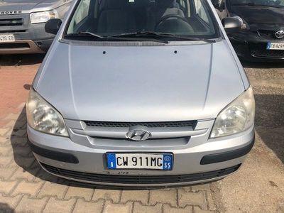 usata Hyundai Getz 1.1 12V (66CV) 3p. Style Sassari