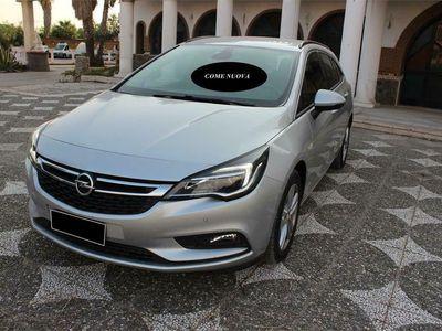 usata Opel Astra MY 2019 STW 1.6 110 CV DIESEL S&S MT6 BUSINESS