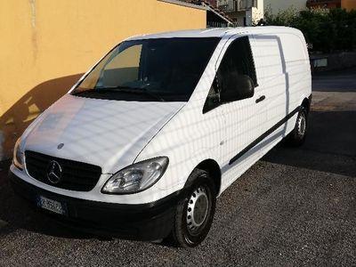 begagnad Mercedes Vito 2.2 115 CDI PC-TN Furgone Compact