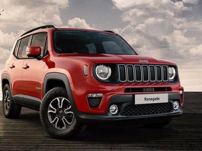 usata Jeep Renegade -