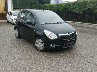 usata Opel Agila 1.2 16V 86CV Enjoy Neopatentati