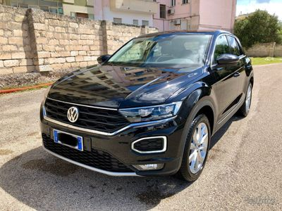 used VW T-Roc 2000 TDI Advanced 4Motion 150 CV