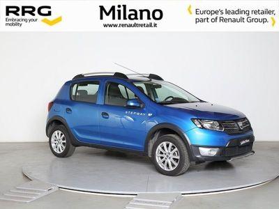usata Dacia Sandero Stepway 900 TCe 90CV Prestige
