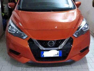 usata Nissan Micra 1.0L 12V 5 porte Acenta