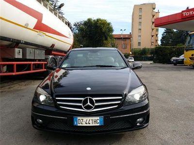 second-hand Mercedes CLC220 CDI Sport