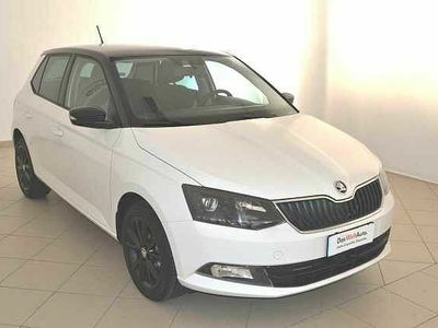 usado Skoda Fabia 1.0 TSI Twin Color Design Edition Nero