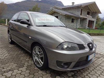 usata Seat Ibiza 1.9 Tdi 160cv 3p. Cupra Garanzia 12 Mesi Usato