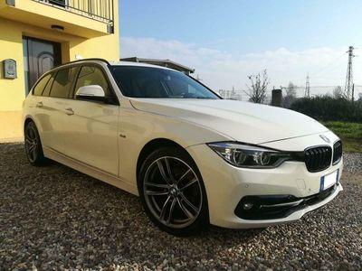 usata BMW 318 d Touring SPORT LINE LED Business Advantage