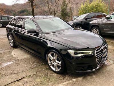 brugt Audi A6 avant 2.0 tdi 190cv ultra S-Line