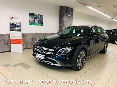 usata Mercedes E220 4Matic Auto Premium