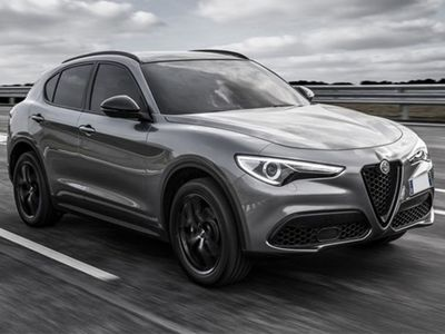 brugt Alfa Romeo Stelvio 2.2 Turbodiesel 190 CV AT8 Q4 Business