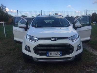 gebraucht Ford Ecosport versione Titanium
