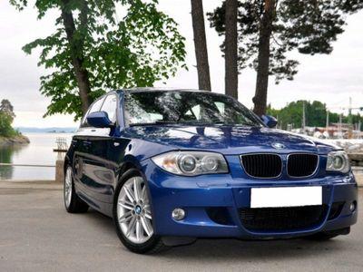 begagnad BMW 118 d cat 5 porte Attiva DPF