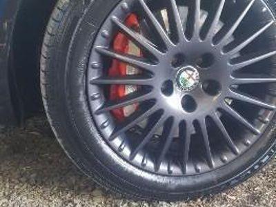 usata Alfa Romeo 159 2.4 JTDm 20V 210 CV Sportwagon Sport