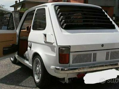 usata Fiat 126 personalizzato bis