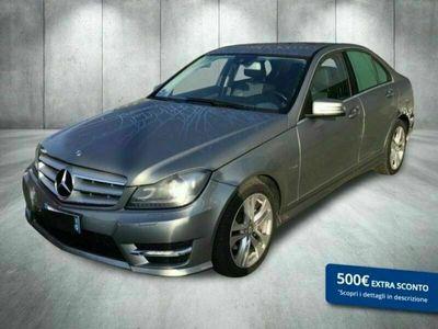 usata Mercedes C220 CLASSE C BERLINAcdi (BE) Avantgarde