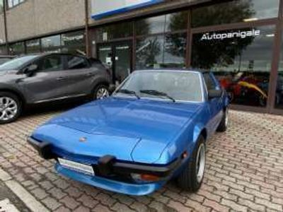 usata Fiat X 1/9 X19 Benzina