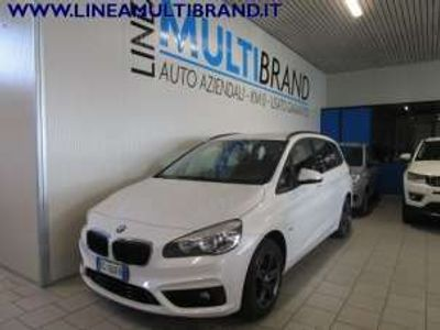 usata BMW 216 Gran Tourer d Sport 7 Posti