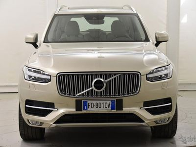 brugt Volvo XC90 2.0 D5 INSCRIPTION AWD GEARTRONIC