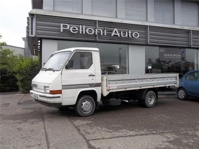 usado Nissan Trade 2.8 DIESEL KM 170.000 MOTORE OK