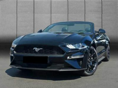 brugt Ford Mustang 2.3 ecoboost cabrio/navi/led/pdc camera/pelle