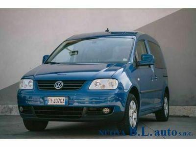 usata VW Caddy -- Maxi 2.0 Ecofuel 5p.