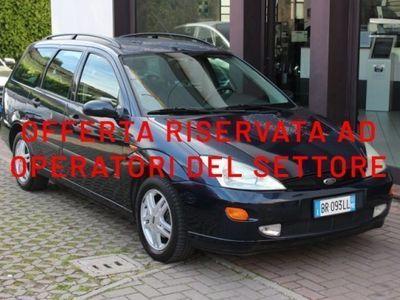 usata Ford Focus 1.8 TDDI CAT SW GHIA DEL 2001