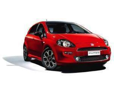 usata Fiat Punto 1.4 8V 5 porte Natural Power Street Benzina/Metano