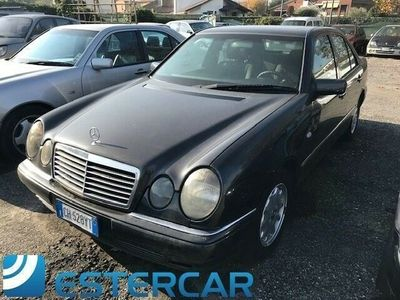 usata Mercedes E290 turbodiesel Elegance BERLINA