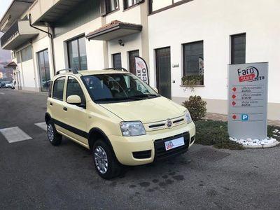 usata Fiat Panda 4x4 1.3 MJT 16V DPF Dynamic