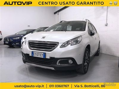 second-hand Peugeot 2008 1.6 e-HDi 115 CV Stop&Start Allure rif. 8846840