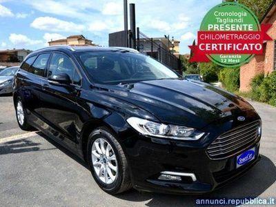 brugt Ford Mondeo 2.0 TDCi 150cv SW C.Aut-Navi-Unipro'-Euro6-KmCerti