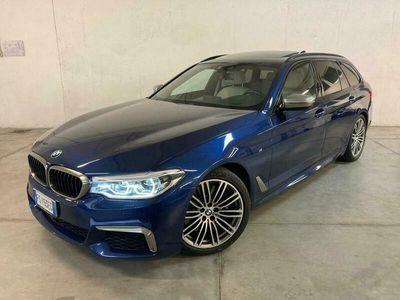 usata BMW M550 Serie 5 (G30/G31) Serie 5 (G30/G31) d Touring xdrive auto - imm: 03/10/2018 - 67.000km