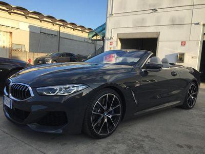 usata BMW M850 M xDrive Cabrio