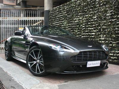 usata Aston Martin V8 Vantage S SP10 Lim. Ed. Roadster Sportshift-unipro
